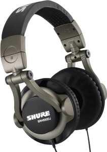"SHURE ""SRH550DJ"""
