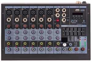 """ZTX audio """"Compact 6.1Fx"""""""