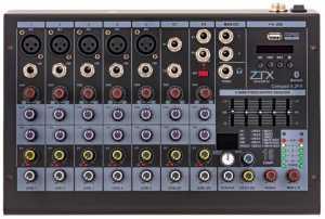 """ZTX audio """"Compact 5.2Fx"""""""