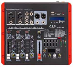 "ZTX audio ""Mix 2.1.Fx"""