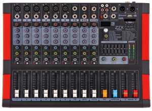 """ZTX audio """"Pro 6.3Fx"""""""