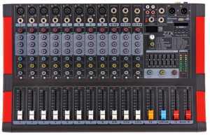 """ZTX audio """"Pro 8.3Fx"""""""